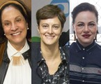 Stella Miranda, Claudia Missura e Karine Telles | Bárbara Lopes, TV Globo e Marcos Ramos