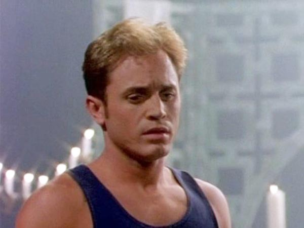 David Yost em Power Rangers (1993) (Foto: Divulgação)