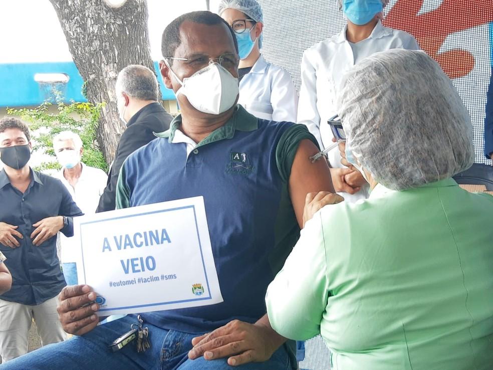 Infectologista Reneé Oliveira falou sobre os cuidados de proteção contra o coronavírus — Foto: João Vitor Ferreira/G1