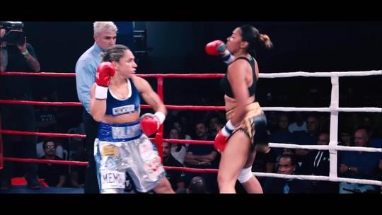 Rose Volante defende título da Organização Mundial de Boxe contra colombiana de 42 anos