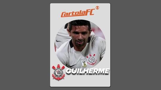 Cartola FC: Guilherme marca dois  gols e é o Monstro da rodada #30