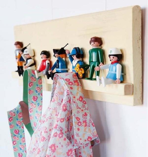Organizadores playmobil (Foto: Pinterest)