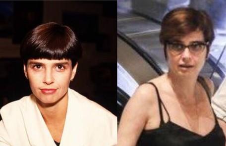 Lídia Brondi foi Fernanda. Desde então, parou de trabalhar na TV e passou a se dedicar à psicologia TV Globo