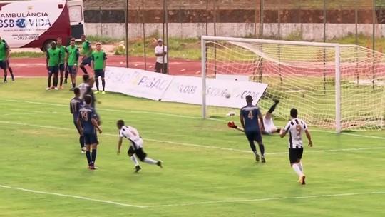 Ceilândia e Sobradinho eliminam Formosa e Real e vão às semifinais