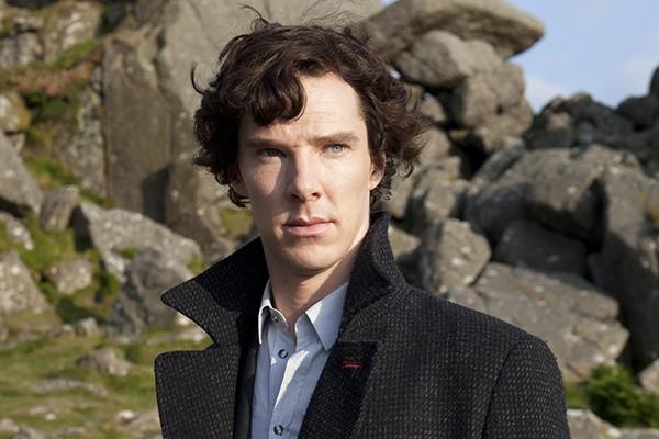 Benedict Cumberbatch em 'Sherlock' (Foto: Divulgação)