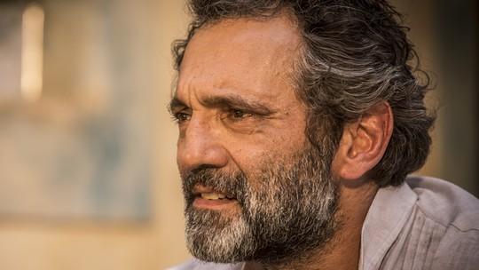 Bruno Luperi sobre Domingos Montagner: 'Esperamos encontrar na arte um jeito de nos despedir'