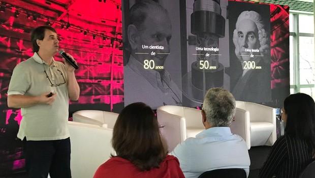 Arnaldo Betta, diretor de operações da Braincare, diz que desafio da startup foi convencer área médica do projeto (Foto: Patrícia Basilio/ÉpocaNEGÓCIOS)