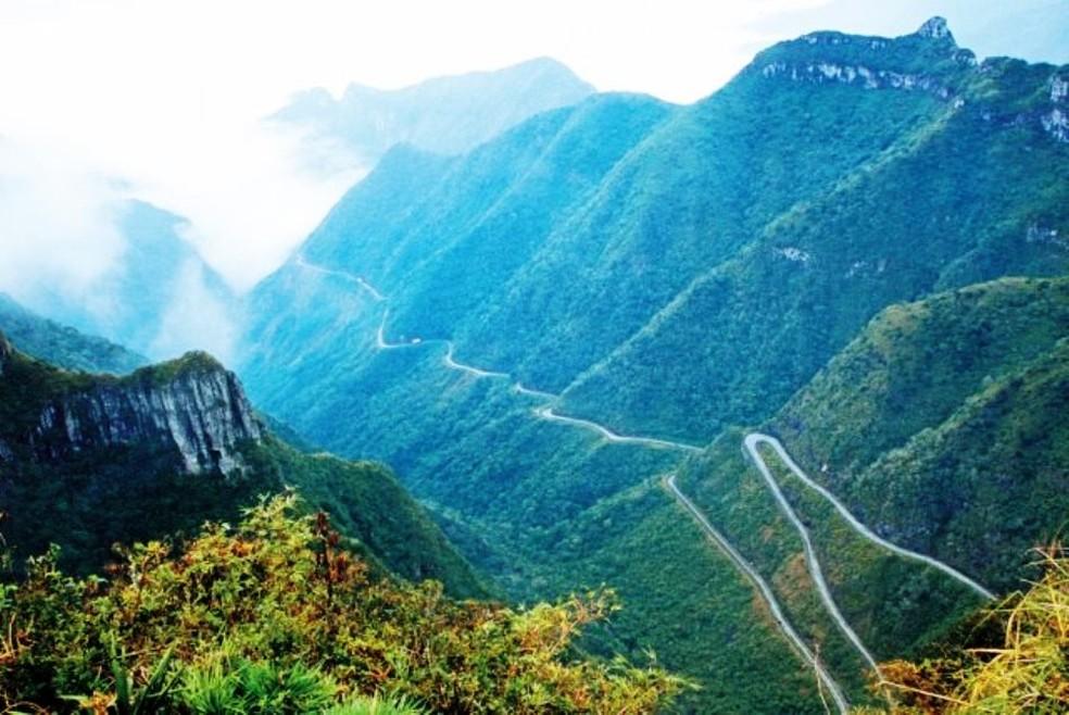 Estrada da Serra do Rio do Rastro terá interdição para prova