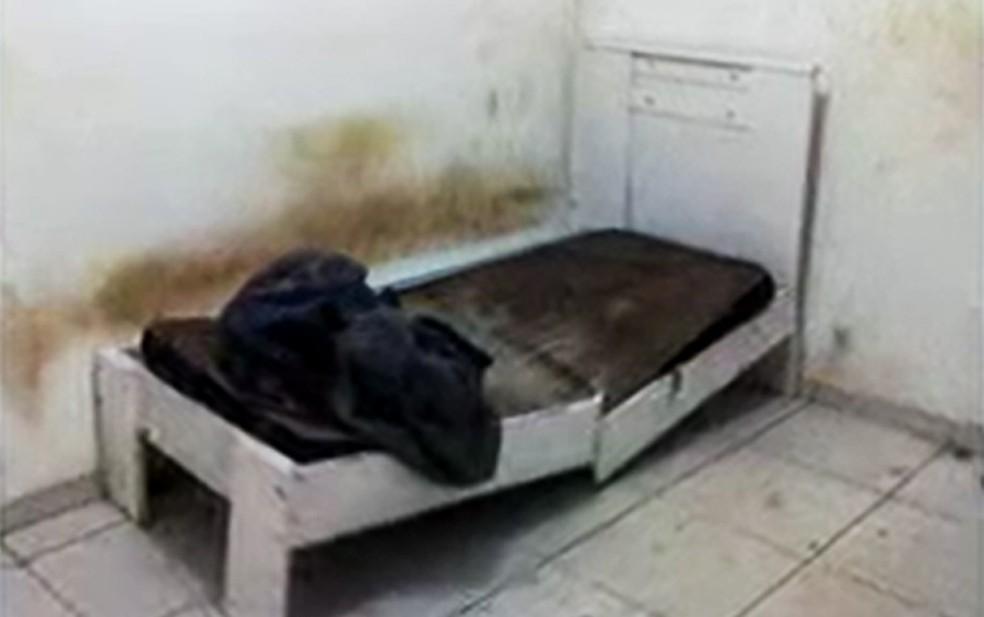 Caso ocorreu em povoado na zona rural de Vitória da Conquista — Foto: Reprodução/TV Bahia