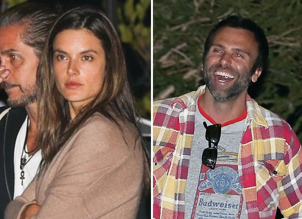 Alessandra Ambrosio e Jamie Mazur (Foto: Backgrid e The Grosby Group)