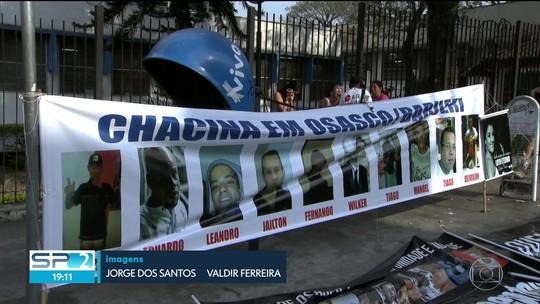 'Aliviada', diz mãe de morto na chacina de Osasco após condenação de réus