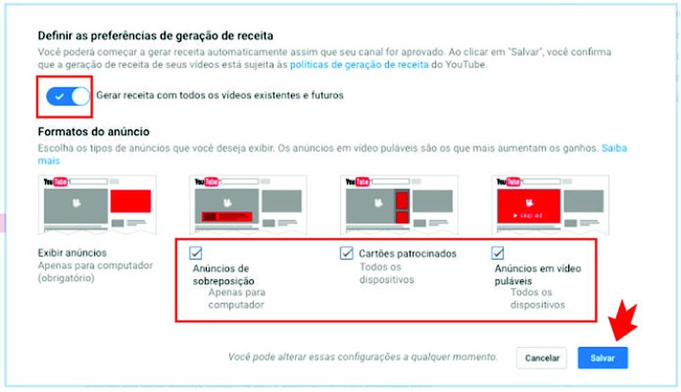 Como Monetizar Seu Canal No Youtube Internet Techtudo