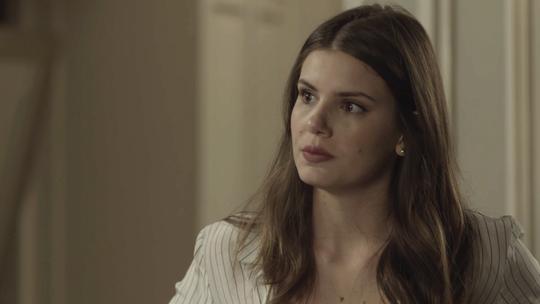 Teaser: Luíza descobre que Timóteo é pai de Malagueta