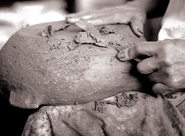 ofício-das-paneleiras-de-goiabeiras-espírito-santo (Foto: IPHAN/Reprodução)