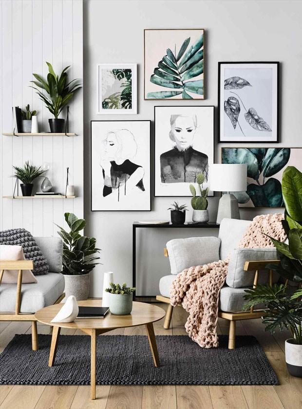 flower decor ideas for bed living room wall art items design fabulous flower decor ideas for modern collection large ideas living room (Foto: Reprodução/Divulgação)
