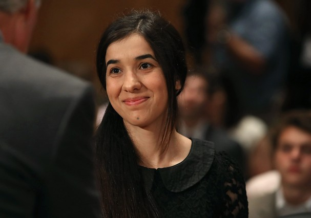 Nadia Murad (Foto: Getty Images)
