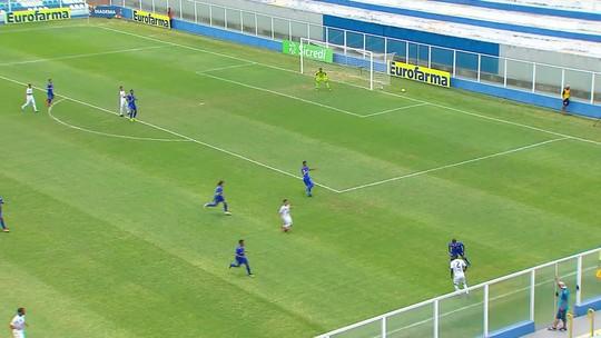 Prêmio Dener: gol de João Paulo, do Jacobina-BA, é eleito o mais bonito da 3ª rodada da Copinha