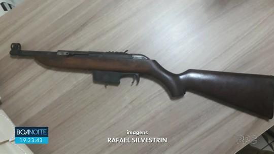 Suspeito de matar idosa durante confraternização familiar em Campo Mourão se apresenta à polícia e diz que tiro foi acidental
