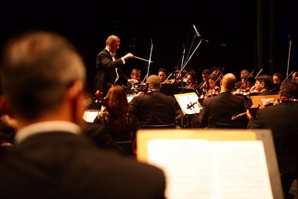 Orquestra Sinfônica do RN promove apresentação gratuita em Natal nesta quarta-feira (26)
