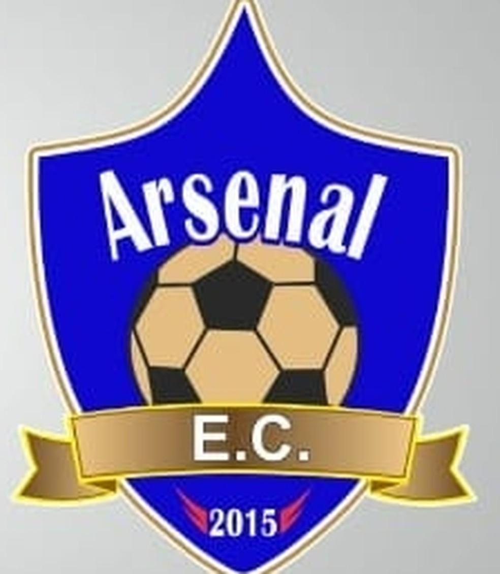 Escudo do Arsenal tocantinense  (Foto: Divulgação/ Arsenal )