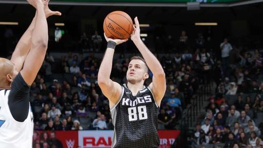 Melhores momentos: Minnesota Timberwolves 130 x 141 Sacramento Kings pela NBA