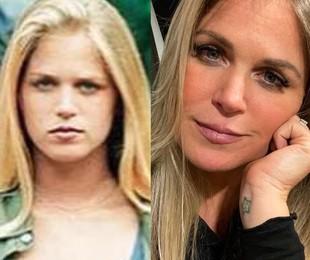 Afastada da TV há anos, desde que se casou e foi morar na Europa, Susana Werner intentrpretou Mariana, uma das personagens principais da história  | TV Globo - Reprodução