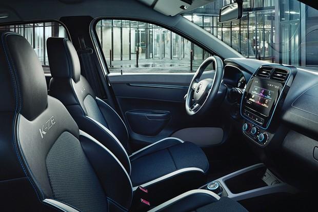 Renault City K-ZE 2020 (Foto: Divulgação)