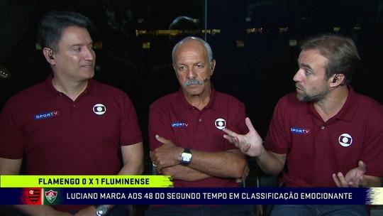 """Roger Flores sobre Fernando Diniz: """"O futebol necessita de treinadores assim, corajosos"""""""