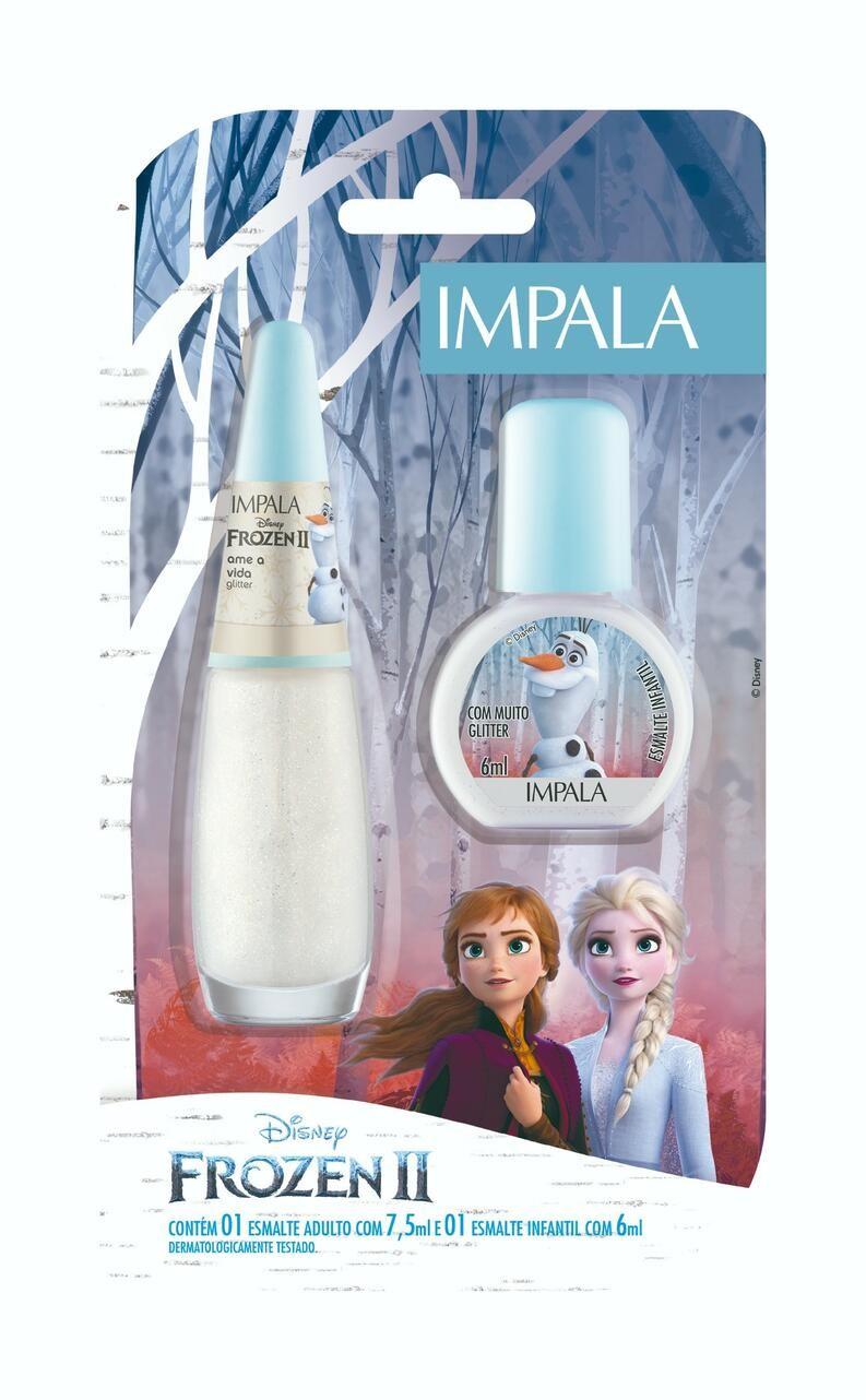 Coleção Frozen 2 (Foto: Divulgação)