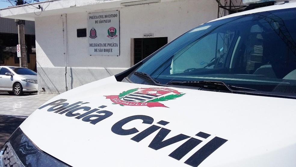 Casal suspeito de estuprar uma menina de 12 anos foi preso em São Roque (Foto: São Roque Notícias/Divulgação)