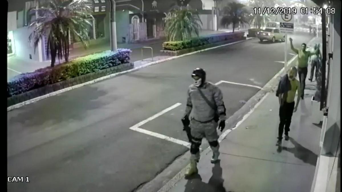 Botucatu teve ataque a agência em ação semelhante de quadrilha há sete meses – G1