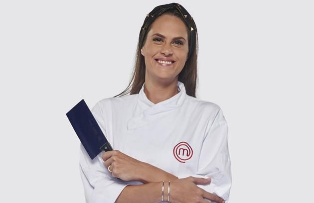 Aritana Maroni, filha do empresário Oscar Maroni, esteve no 'MasterChef', da Band (Foto: Divulgação)
