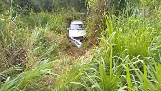 Caminhão derruba brita na BR-316 e causa acidente envolvendo quatro veículos