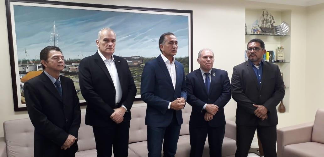 Iepa, SDR e Diagro recebem novos gestores; governo do Amapá diz que mudanças são técnicas - Notícias - Plantão Diário