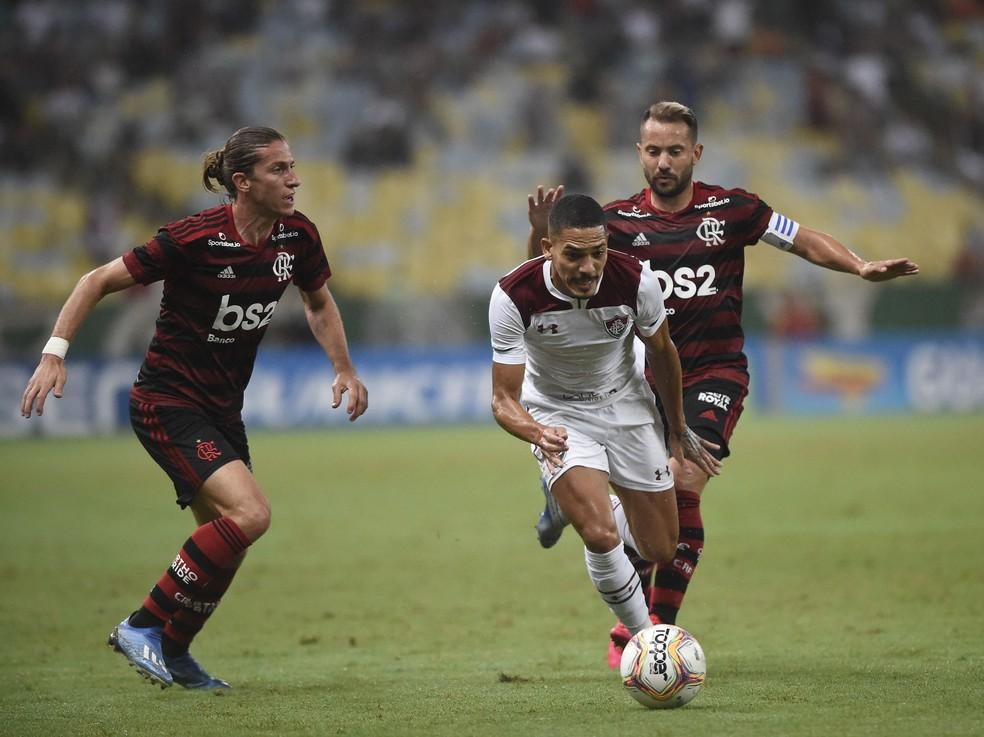 Fluminense anuncia transmiss�o da final contra o Flamengo pela Ta�a Rio nesta quarta, pela FluTV