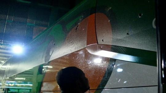 Comentaristas falam sobre o ataque ao ônibus do Palmeiras