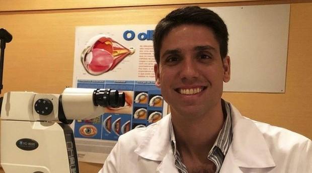 Estudante de Medicina Guilherme Horta cursa atualmente o 11º período (Foto: Divulgação )