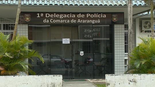Suspeito de criar pirâmide financeira  se apresenta à Polícia Civil em Araranguá