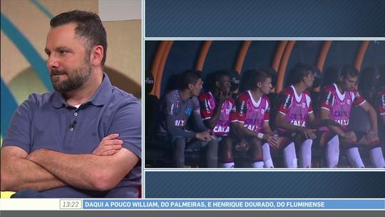 Para Muricy, Zé Ricardo precisa achar um espaço para Vinicius Júnior no Fla