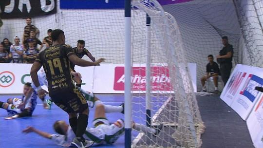Em jogo quente pela LNF, Pato e Marreco empatam em 2 a 2 no Clássico das Penas