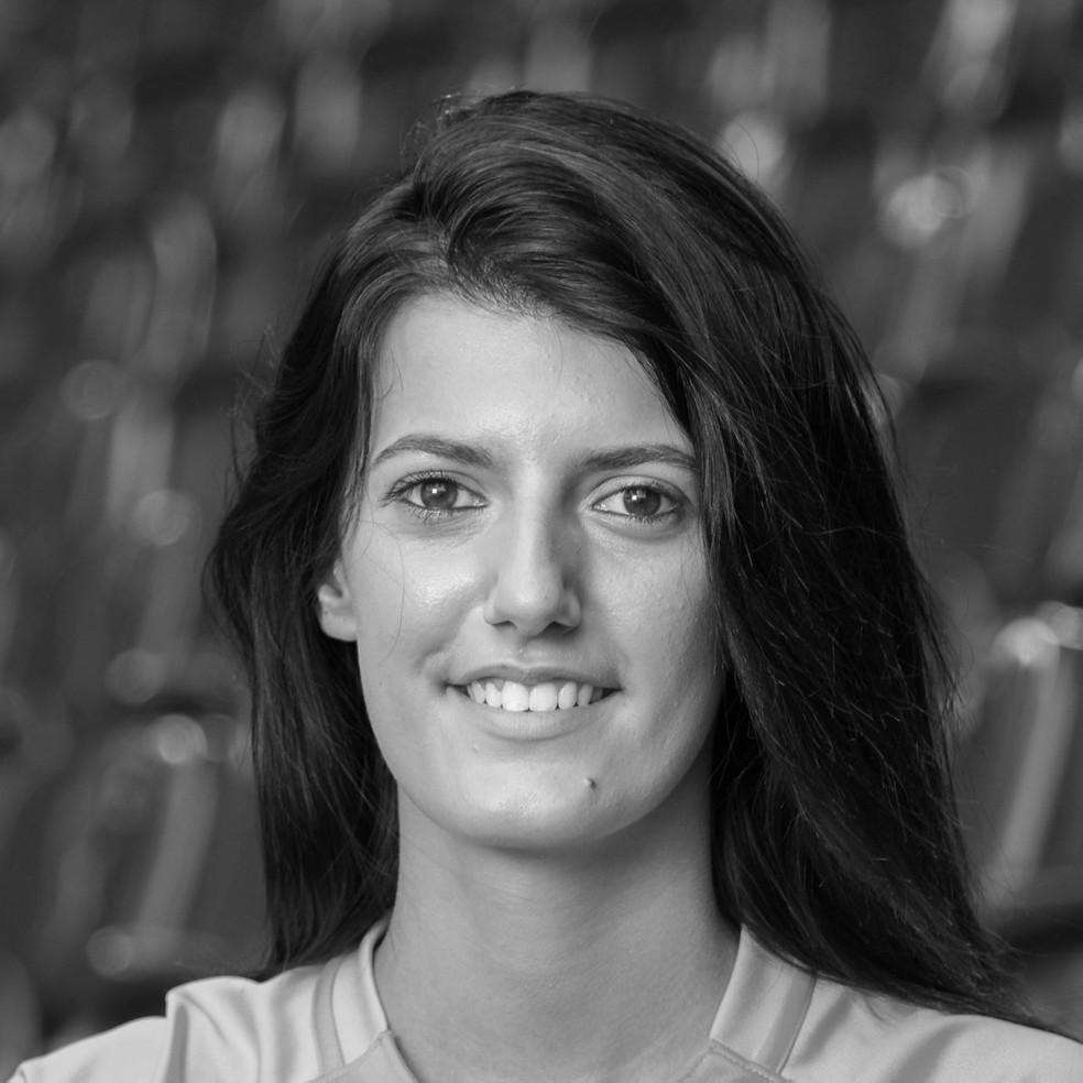 Florijane Ismaili é encontrada a 200 metros de profundidade em lago na Itália — Foto: Reprodução/Twitter
