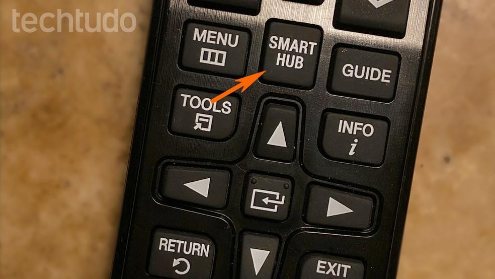Como atualizar os apps manualmente na smart TV Samsung | TVs