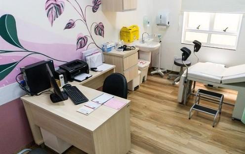 Veja fotos de reforma nos consultórios revitalizados da Santa Casa