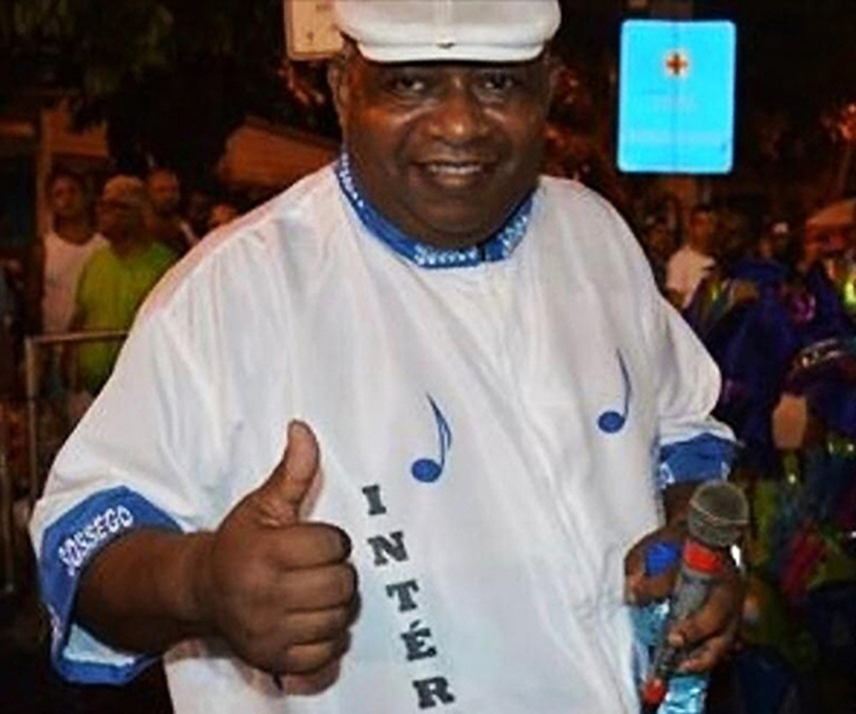 David do Pandeiro, uma voz do Carnaval que se cala aos 61 anos | Blog do Mauro Ferreira