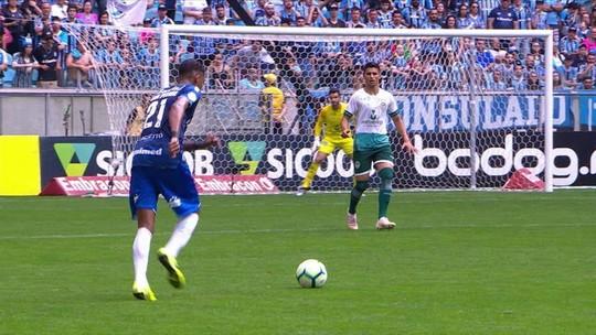 Grêmio encerra primeiro turno em alta e afina encaixe do time