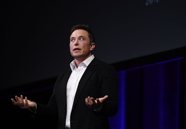 Elon Musk (Foto: Mark Brake/Getty Images)