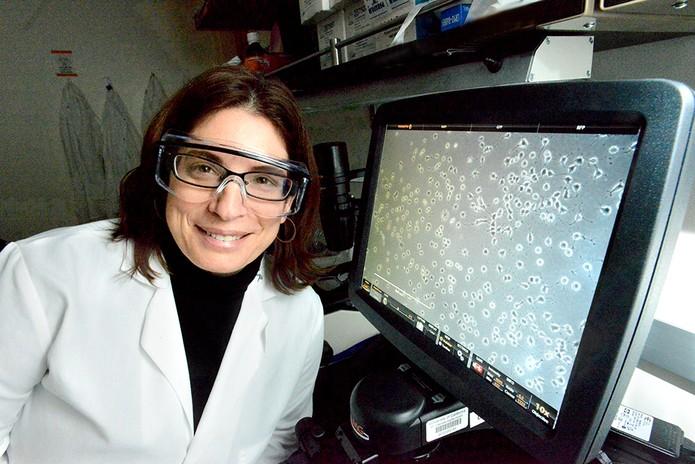 A pesquisadora Daniela Kaufer, da Universidade de Berkeley — Foto: Divulgação: Berkeley University