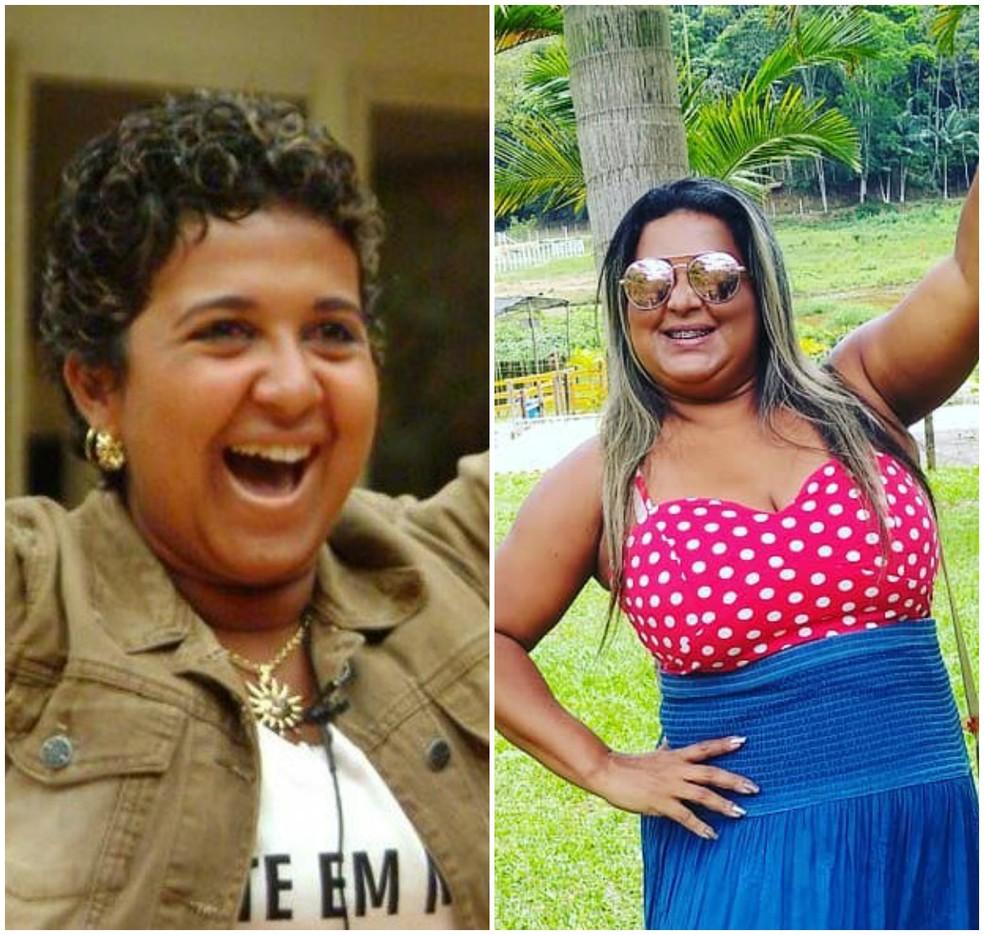 Cida dos Santos venceu o 'BBB4' com 69% dos votos — Foto: Globo/Reprodução/Instagram