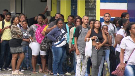 Número de lares sem renda de trabalho é o maior em seis anos, diz Ipea