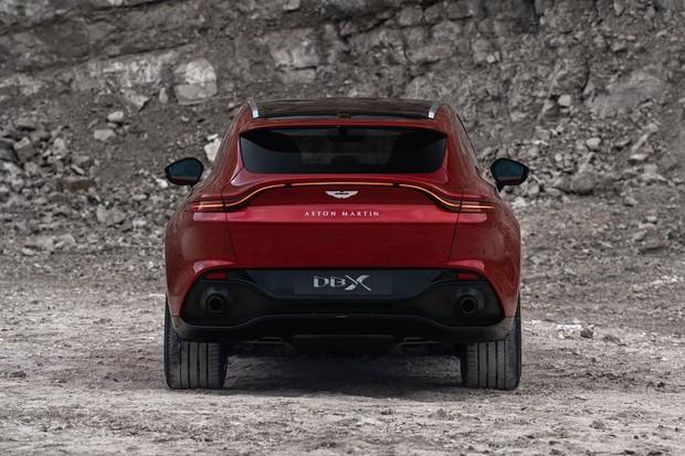 Aston Martin DBX (Foto:  Divulgação)